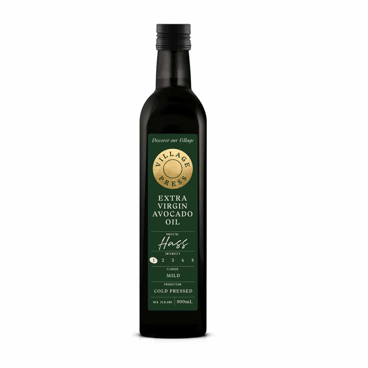 WEB Village Press – Avocado Oil 500ml